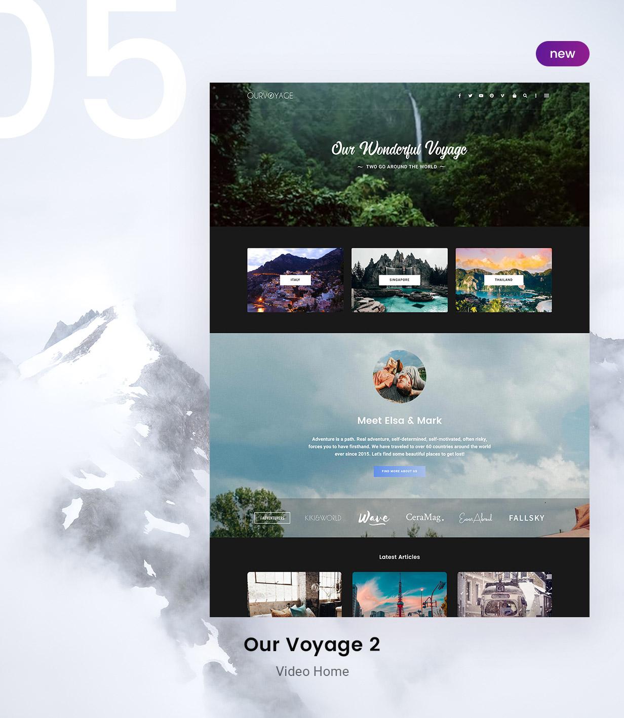 Demo - Our Voyage 2