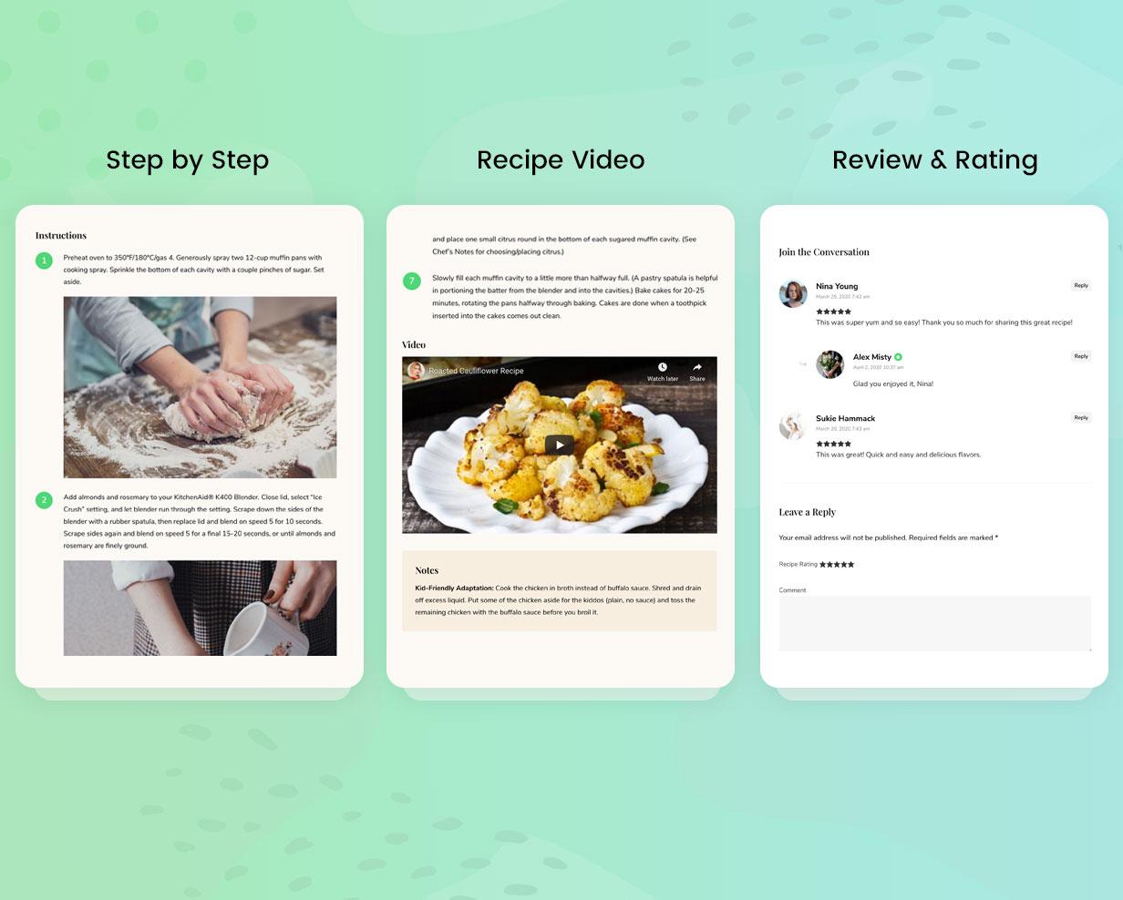 TinySalt - Recipe Management