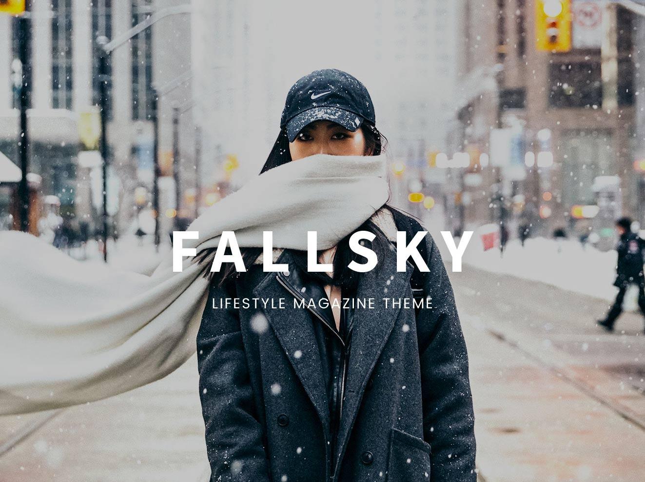 """Fallsky"